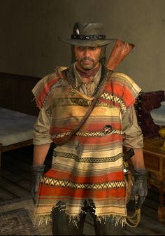red dead redemption costumes - Google Search
