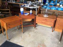 Teak møbler, Masser af teak møbl...