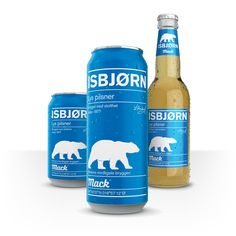 Mack Isbjørn (Polar Bear) Beer