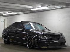 2005 Mercedes-Benz E Class 5.4 E55 AMG 4dr MODIFIED E55K LHD Petrol KEIGHLEY - Top Marques