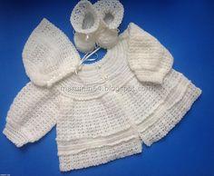 Vintage Round Yoke pattern by Maru Minetto