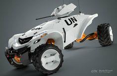 Mercedes GTK Concept UN Editio by iPeg