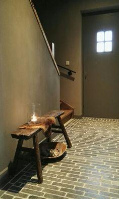 Bricks van Belgisch hardsteen in de maatvoering 20x5x2cm. Ideaal i.c.m. vloerverwarming | Kersbergen.nl
