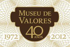 O emblema dos 40 anos - Museu de Valores BCB