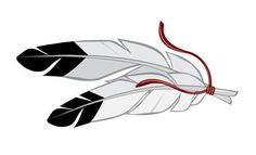 native american symbol - Feathers