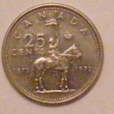 The Canadian 25 cent coin is famous for making history in 2004 when its unique design gave the Canadian quarter the distinction of being the World's...