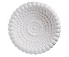 Atlantis bowl glossy white » Koninklijke Tichelaar Makkum