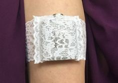 This Garter is the best Bridesmaid Gift, Bachelorette party favor, or just a girls night out. You can customize the size and color. Most people choose white for the bride and the wedding color for the bridesmaids, just pick the color you want. It is also a great Something Blue for the brides wedding day, or even a toss garter! NOTE*********** Please make a note of when you need your order for at the time of purchase***************  With this Garter you have the option to buy the flask with…