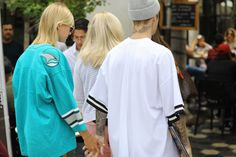 Justin and Hailey Bieber arriving at Zinqué in West Hollywood, California. credit to owner Hailey Baldwin, Just Saying Hi, Justin Bieber, Dumb And Dumber, Love Of My Life, Chef Jackets, Hollywood California, West Hollywood, Celebrities