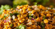 12 Tomatoes Mexican Corn Salad, Mexican Dishes, Mexican Food Recipes, Vegetarian Recipes, Cooking Recipes, Healthy Recipes, Tasty Meals, Potluck Recipes, Fun Cooking
