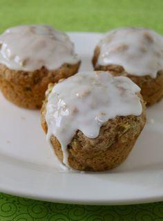 Zucchini Lemon Spelt Muffins « The Lively Kitchen