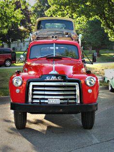 1954 GMC Hauler Gmc Pickup Trucks, Gm Trucks, Chevrolet Trucks, Dually Trucks, Used Trucks, Cool Trucks, Truck Transport, Classic Chevy Trucks, Vintage Trucks
