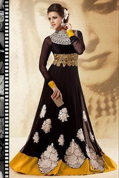 Gown Style Anarkali Dress