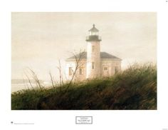 Shop for ''Fog at Bandon (Detail)'' by Thomas William Jones Coastal Art Print x 29 in. Get free delivery On EVERYTHING* Overstock - Your Online Art Gallery Store! Framed Art Prints, Fine Art Prints, Poster Prints, Posters, Windmill Art, Cross Stitch Sea, Lighthouse Art, Wall Art For Sale, Coastal Art
