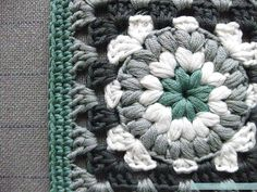 Free pattern for the Triple Puff Crochet Square over at Pasta & Patchwork. So many more gorgeous pics via the link.