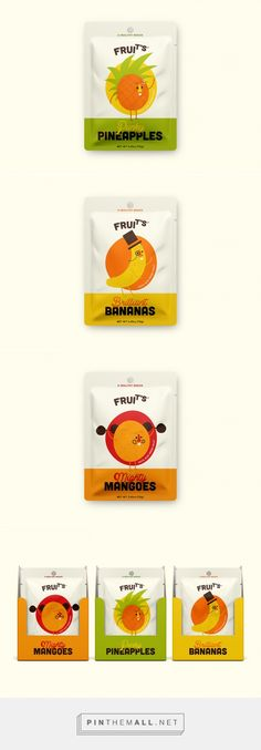 Frui T's         on          Packaging of the World - Creative Package Design Gallery - created via https://pinthemall.net