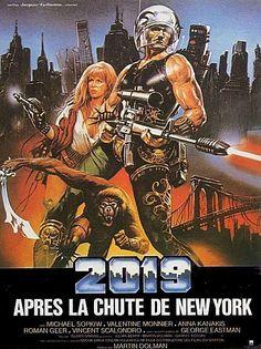 2019, Après la Chute de New York (Entre Mad Max et New York 1997)