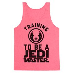 Training To Be A Jedi Master Tee