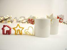3D Printed Mug cookies cutter  https://www.youmagine.com/designs/mug-christmas-cookie-cutters