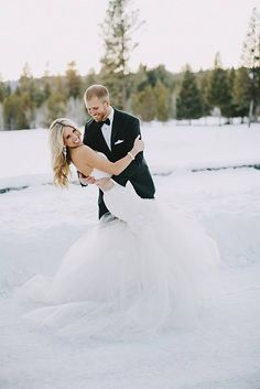 Winter Wedding Dress Ideas | Pictures | POPSUGAR Fashion