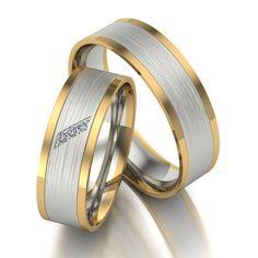 Karikagyűrű pár (KGY-369)