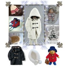 Remembering My ChildHood Winter by noconfessions, via Polyvore
