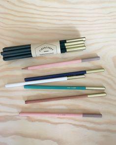 Handgemaakt potlood van Fine&Candy
