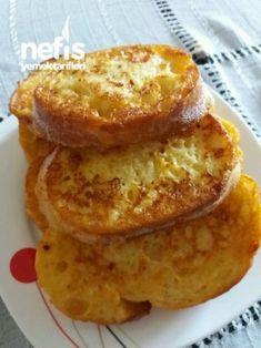 Yumurtalı Ve Sütlü Ekmek Kızartması