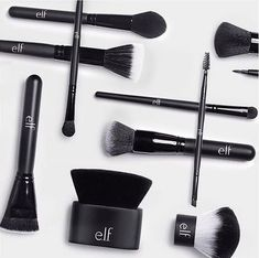 Looking for some quality, low-priced makeup brushes? These E.L.F. beauty tools will save you money and make you look great.