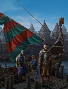 Vikingos.