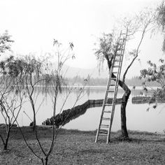 Lois Conner, China, 1985
