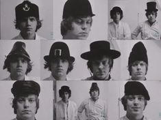 Clockwork Orange, hat test (1971)
