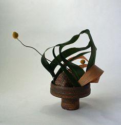 Sogetsu School Ikebana