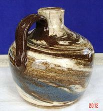 North Carolina Pottery by DALE COSTNER Love the swirl clay creations.  Beautiful pottery!!!