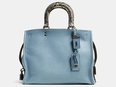 Based on the comments many of you left on our posts about Coach's Pre-Fall 2016 and Fall 2016 collections (and based on how quickly the limited edition NYFW versions of the bag sold out), plenty of you have been anticipating the arrival of the Coach Rogue Bag, and we have some good news for you: …