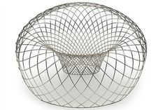 Reverb Wire Chair, Brodie Neill