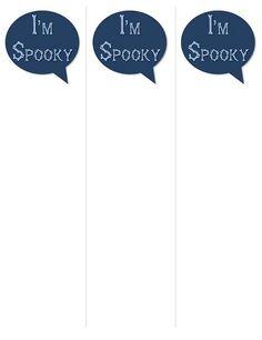 I'm Spooky by Enokson, via Flickr, http://www.flickr.com/photos/vblibrary/6587056467/in/pool-23774805@N00/