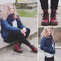 Melanie •. - These Docs are made for walking!