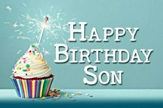 Are you searching for Birthday Wishes for Son? If yes, then you reach to the right place where you will get a collection of Happy Birthday Messages For Son which is accumulated and published by Birthday Wishes Quotes for you. Happy Birthday Son Wishes, Birthday Messages For Son, Son Birthday Quotes, Happy Birthday Images, Sons Birthday, Birthday Greetings, Birthday Freebies, Birthday Crafts, Family Birthdays