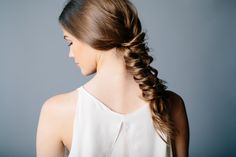 diy-messy-inside-out-fishtail-braid