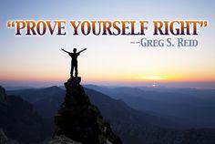 greg s reid positivity quote