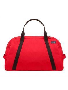 Nylon Canvas Gym Bag by Jack Spade: $275 #Gym_Bag #Jack_Spade