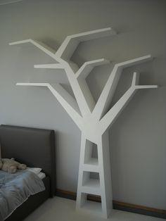 Regał drzewo