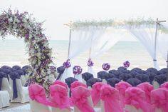 Wedding Planner @ Huahin Beach www.PhotoDiff.net