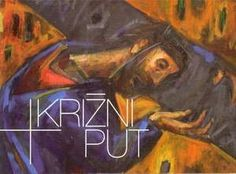 #794 Croatia - 2011 Easter, Stations of the Cross, Complete Booklet (MNH)