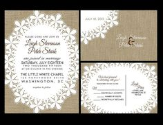 Wedding Invitations personalized wedding by Little White Chapel, July 18th, Personalized Wedding, Wedding Invitations, Marriage, Frame, Masquerade Wedding Invitations, Casamento, Wedding Invitation Cards