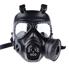 is_customized: Yes Model Number: Camping Mask SKU: 1941330 Brand Name: Brand New Features: .100% Brand new with high quality .This cool M04 Gas Mask is of innovative design,it is great for cosplay and