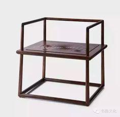 明式家具的士氣與風骨 / 無形  漣漪