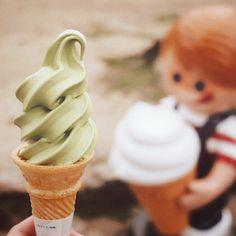 Ice Cream / @2g1 on Instagram