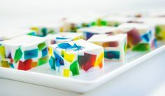 The Prettiest Jello You Will Ever See
